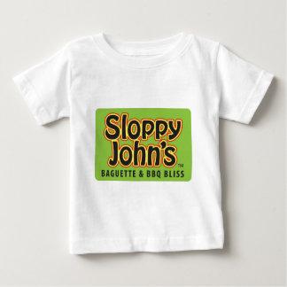 Sloppy John's - Baguette & BBQ Bliss Baby T-Shirt