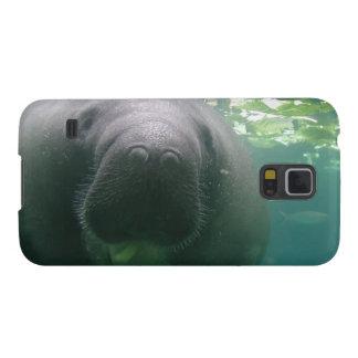 Sloppy Manatee Galaxy 5 Galaxy S5 Covers
