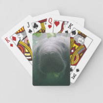 Sloppy Manatee Playing Cards
