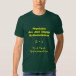 Sloppy Math Tee Shirt