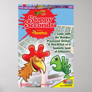 Sloppy Seconds Poster