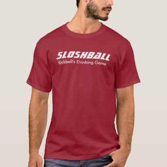 SLOSHBALL shirt