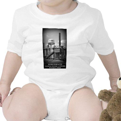 SLOSS FURNACES - National Historic Landmark Tshirts