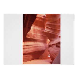 Slot Canyon, Antelope Canyon Poster