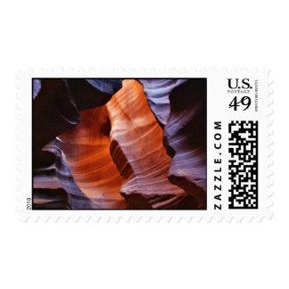 Slot Canyon Postage Stamps