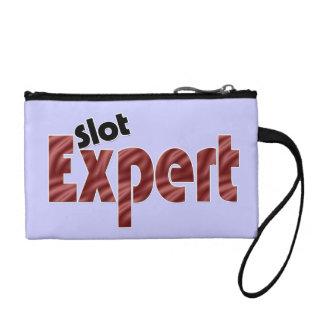 Slot Expert Coin Clutch Purse