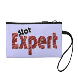 Slot Expert Coin Clutch Purse Change Purse