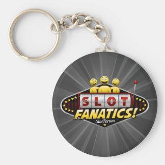 Slot Fanatics Keychains
