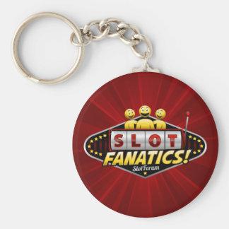 Slot Fanatics Keychain