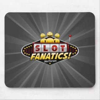 Slot Fanatics Mouse Pad