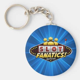 Slot Fanatics Products Keychain