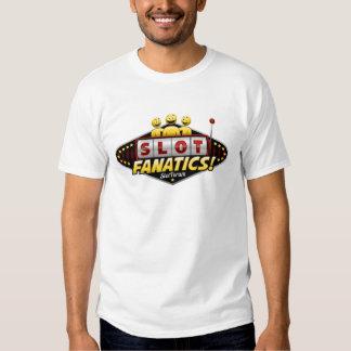 Slot Fanatics T Shirt