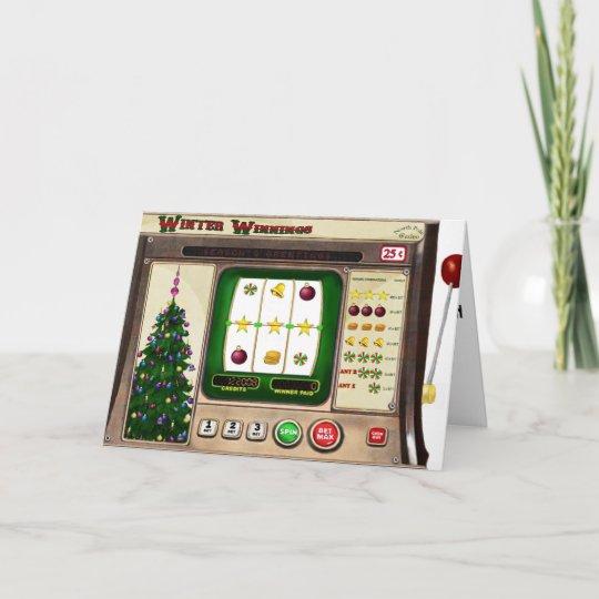 Slot Machine Id Card