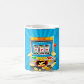 Slot Machine Coffee Mug