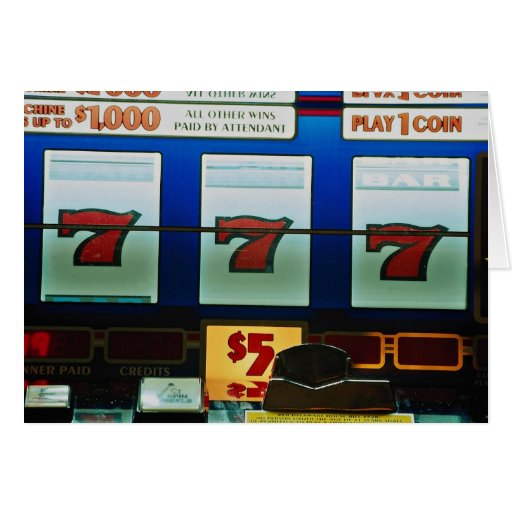 casino machine manufacturers