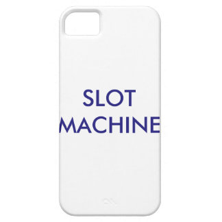 SLOT MACHINE iPhone SE/5/5s CASE