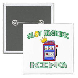 Slot Machine King Button