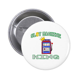 Slot Machine King Buttons