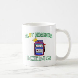Slot Machine King Coffee Mug