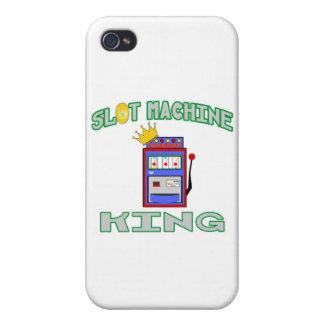 Slot Machine King iPhone 4/4S Covers