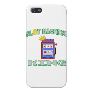 Slot Machine King Case For iPhone 5
