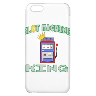 Slot Machine King iPhone 5C Cover