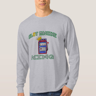 Slot Machine King T-Shirt