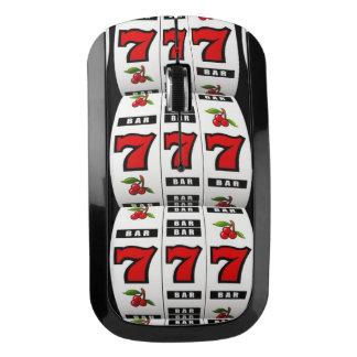Slot Machine Lovers Custom Wireless Mouse