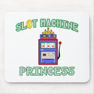 Slot Machine Princess (Tiara) Mouse Pad