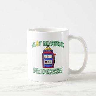 Slot Machine Princess (Tiara) Coffee Mugs