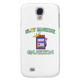 Slot Machine Queen Samsung Galaxy S4 Cover