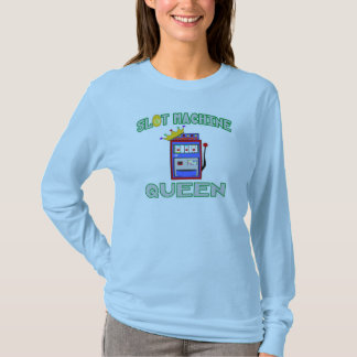 Slot Machine Queen T-Shirt