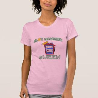 Slot Machine Queen Tee Shirt