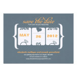 Slot Machine Save the Date - Wedding Invites