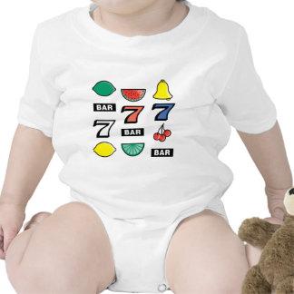 Slot Machine Slots Fruits - Play To Win Charms Shirts
