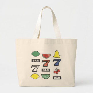 Slot Machine Tote Bag