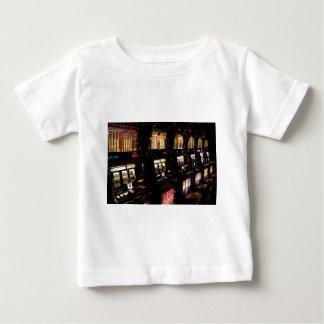 Slot machines baby T-Shirt