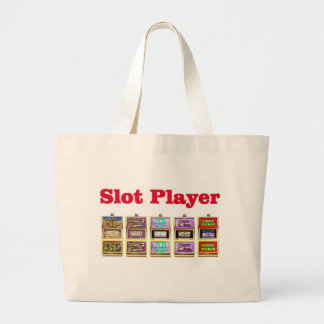 Slot Player Tote Bag