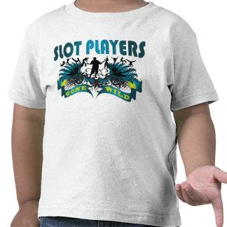 Slot Players Gone Wild Shirt
