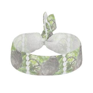 sloth-14.jpg ribbon hair tie