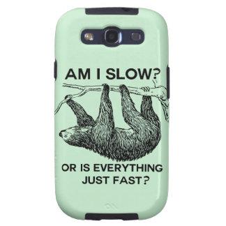 Sloth am I slow? Samsung Galaxy S3 Case