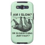 Sloth am I slow? Galaxy SIII Covers