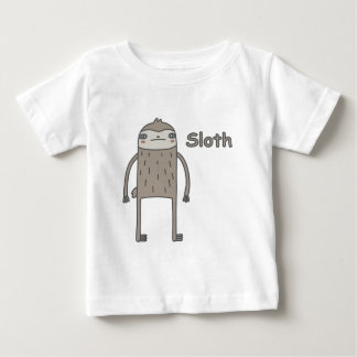 Sloth Baby T-Shirt