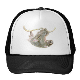 "Sloth, baby with mum ""Big Hugs"" Trucker Hat"