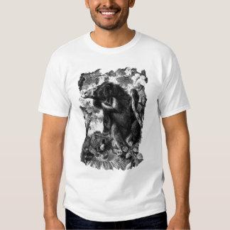 sloth bear tee shirt