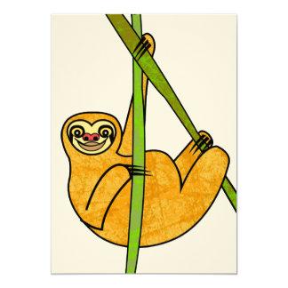 Sloth Card