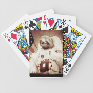 Sloth Cards Bicycle Playing Cards