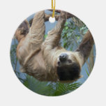 Sloth Christmas Ornaments