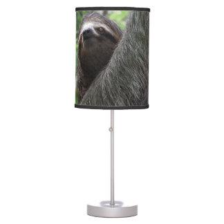 Sloth Climbing Tree Table Lamps