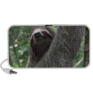 Sloth Climbing Tree Mini Speakers